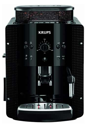 Test de la machine espresso krups yy8125fd ea8108 bruglia - Machine a cafe grain krups ...