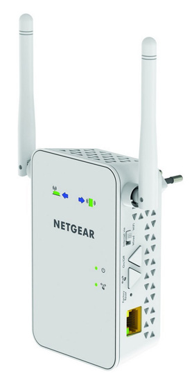 test du netgear ex6100 100frs r p teur wi fi ac750 dual band bruglia. Black Bedroom Furniture Sets. Home Design Ideas