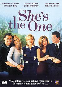 DVD She's the one - Petits mensonges entre frères