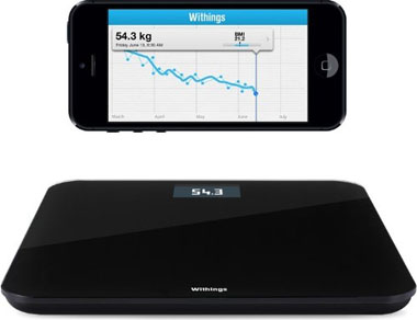 Withings Balance Connectée WS-30 Noir
