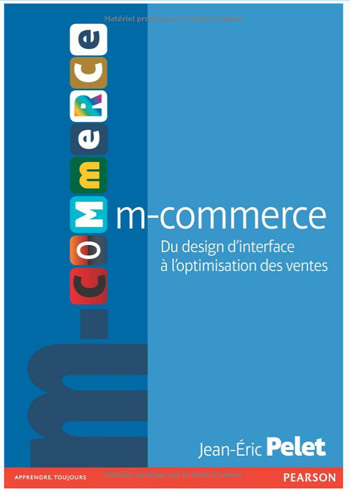 Livre m-commerce: Du design d'interface à l'optimisation des ventes