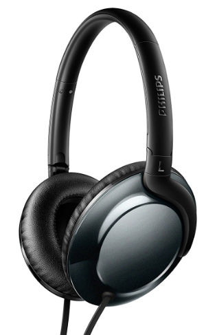 Philips Flite Everlite SHL4805DC Casque Audio avec Micro